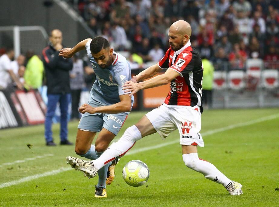 Christophe Jallet manquera le derby face à l'AS Monaco