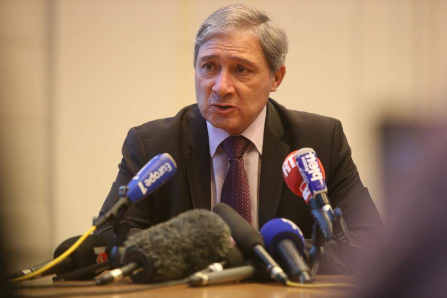 Le procureur Jean-Michel Prêtre.