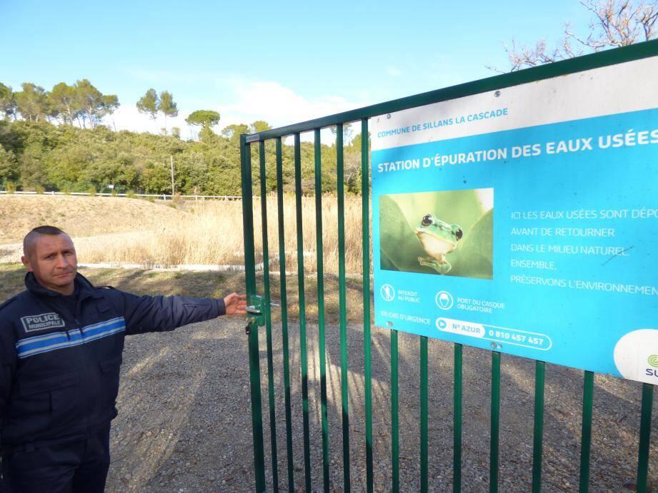 Une nouvelle station d'épuration écologique à Sillans-la-Cascade