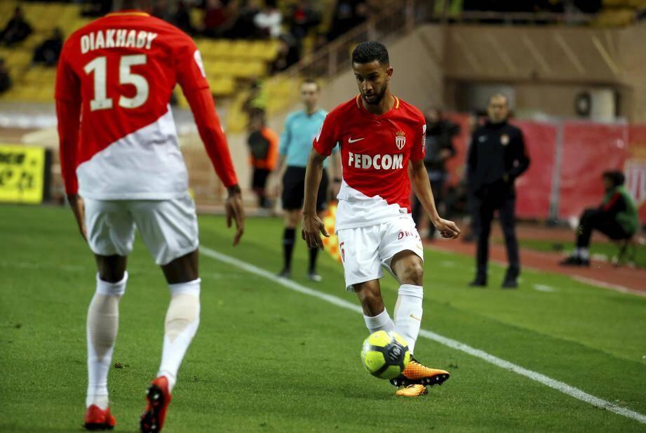 Après un an passé au Brésil, Jorge fait son retour avec l'AS Monaco.