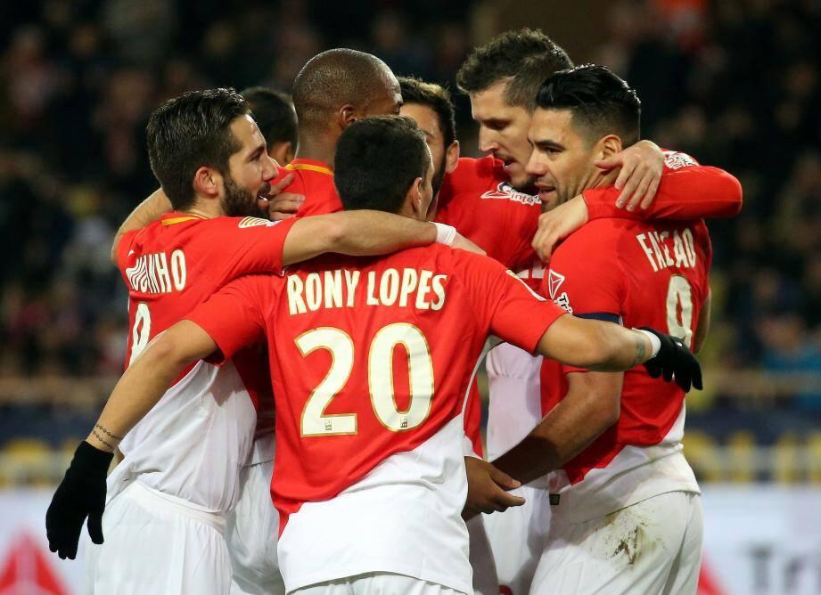 Les Monégasques s'offrent une deuxième finale consécutive en Coupe de la Ligue.