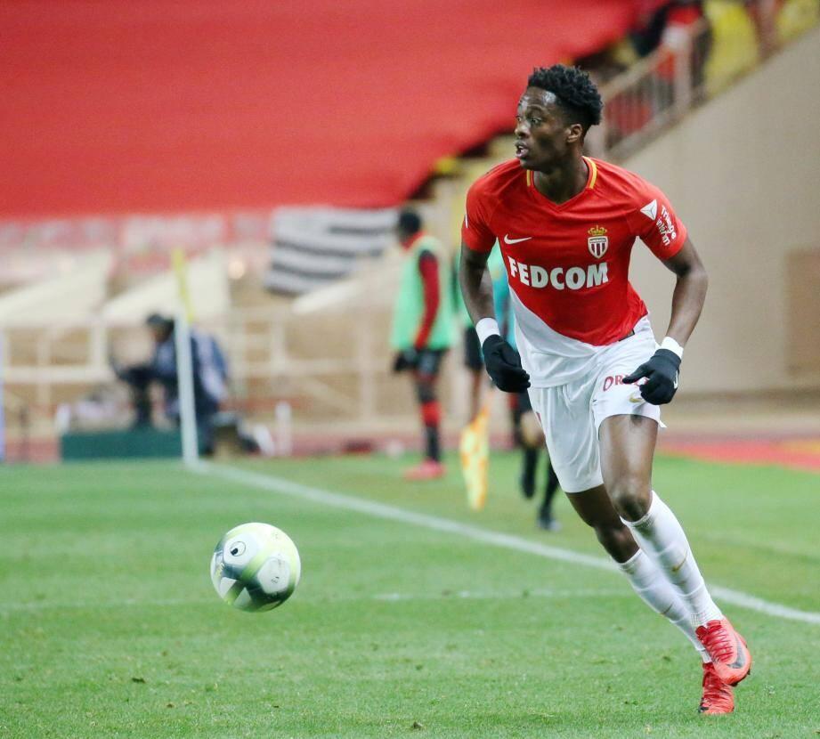 Terence Kongolo ne terminera pas la saison avec Monaco.
