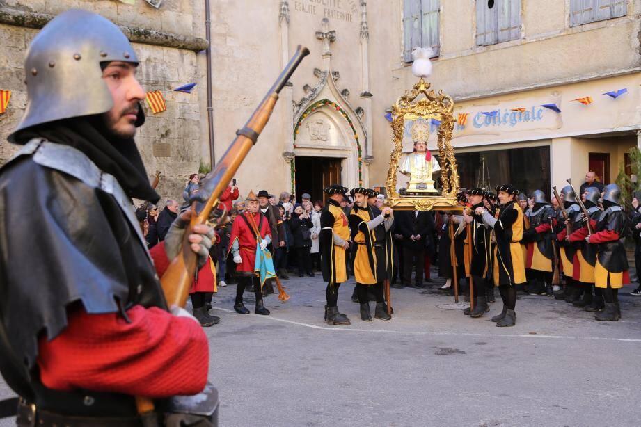 Depuis l'an 1350, Barjols fête chaque année les tripettes.