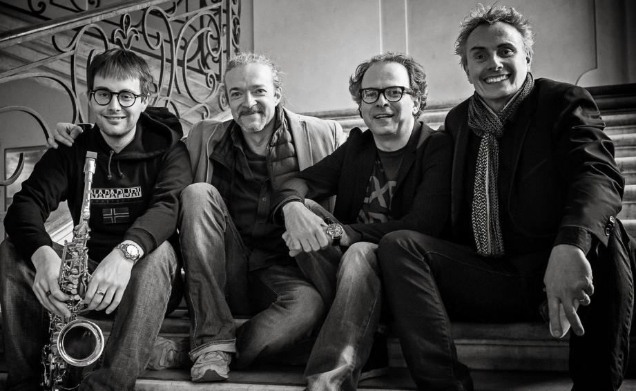Le Quartet Alto Monk rendra hommage à la légende du jazz et du bebop vendredi dès 21 h à la salle Charlie-Chaplin. (DR)