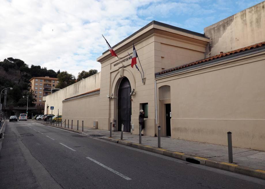 La maison d'arrêt de Nice
