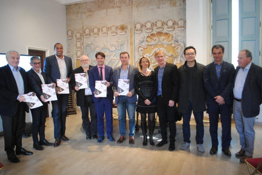 Hier, une convention de labellisation a été signée entre la Mission locale du pays de Grasse et le Groupement de créateurs en présence des acteurs de l'emploi et l'entrepreunariat.