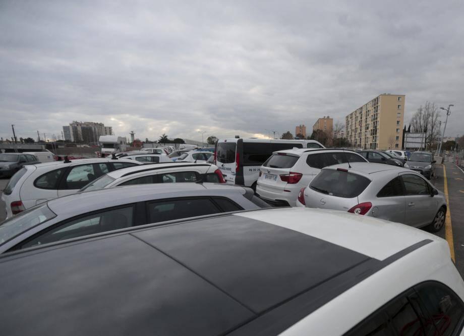L'an dernier, 1 800 véhicules ont été enlevés.