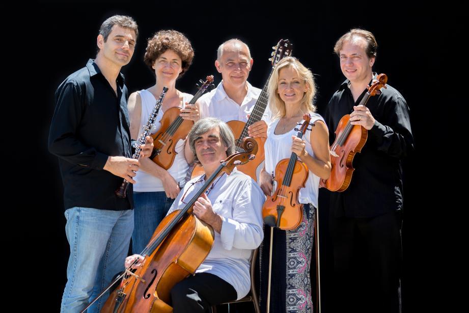 Les professeurs du conservatoire en concert dimanche à Saint-Bernardin.(DR)
