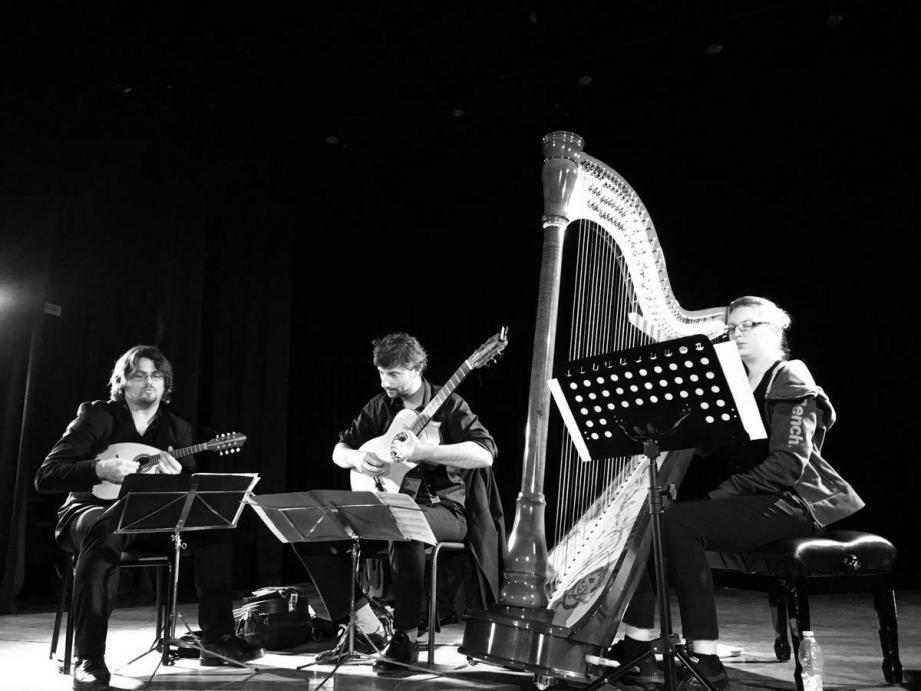 Le trio « Furia » va faire voyager le public du fandango au flamenco.