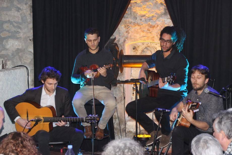 Le groupe a sorti trois albums depuis sa formation.
