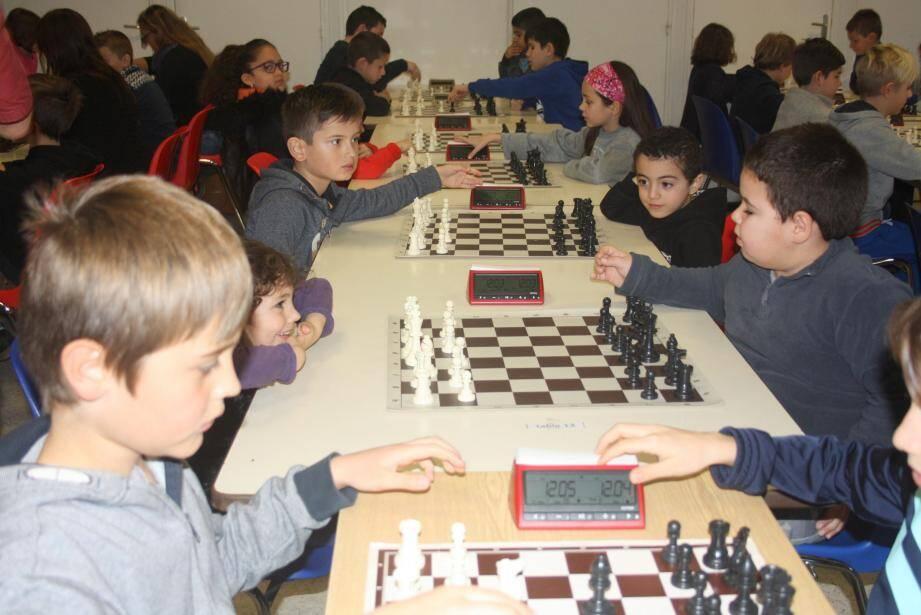 L'open a rassemblé quarante joueurs.