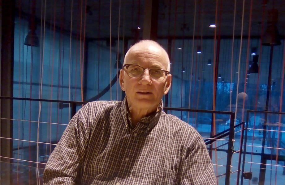 Yves Ferry, président de Méditerranée Afrique Solidarité.