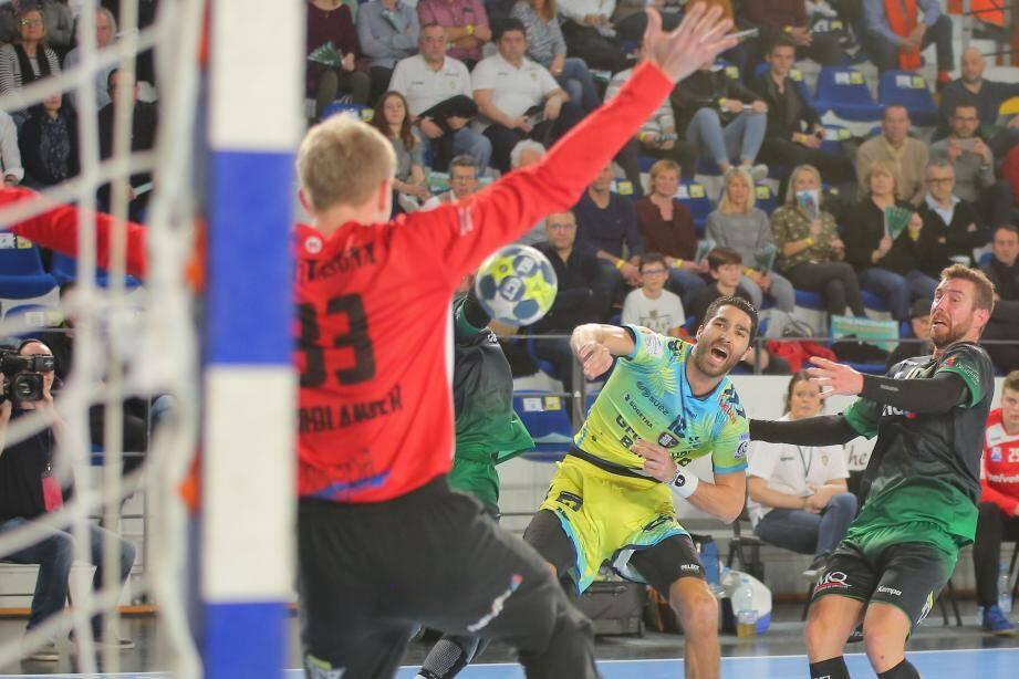 Abily et les Raphaëlois enchaînent les rencontres à haute intensité et les victoires depuis la reprise.
