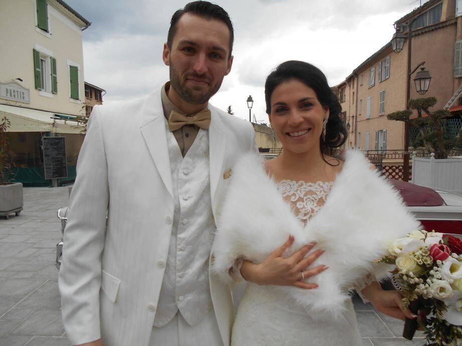 Alain Parlanti, Enzo Laconi et sa mère.
