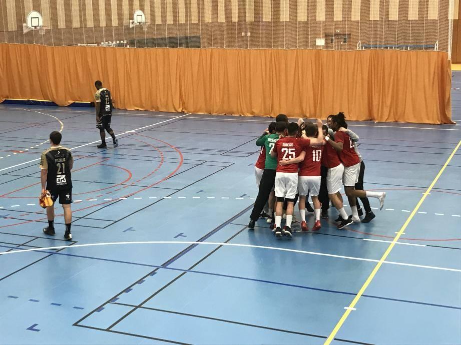 L'ASM Handball enchaîne une troisième victoire consécutive.
