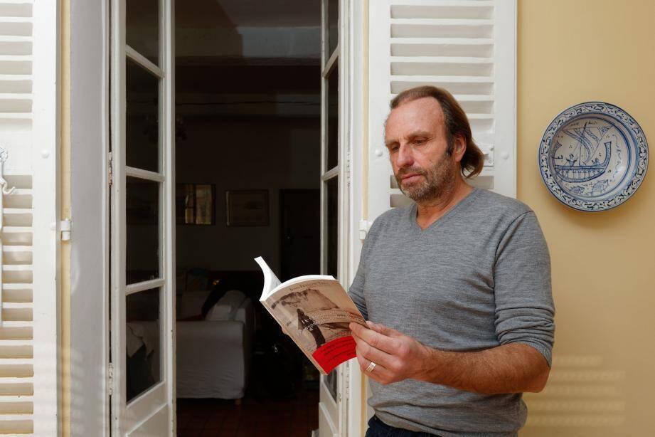 « On vit une super aventure », estime Allain Fauconnier, qui vient d'éditer un premier livre, avec sa maison d'édition, at home.