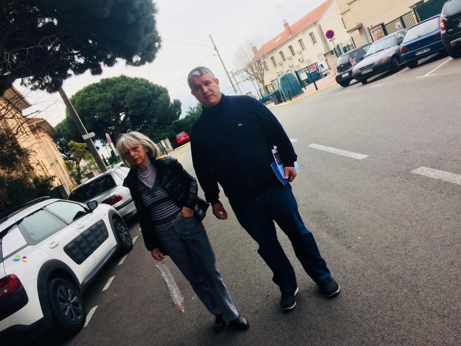 Apolitique et non subventionné, le SID veut rester indépendant à La Bocca: «On n'est pas contre la mairie et son action, mais on veut continuer à dire ce qui ne va pas dans le quartier».