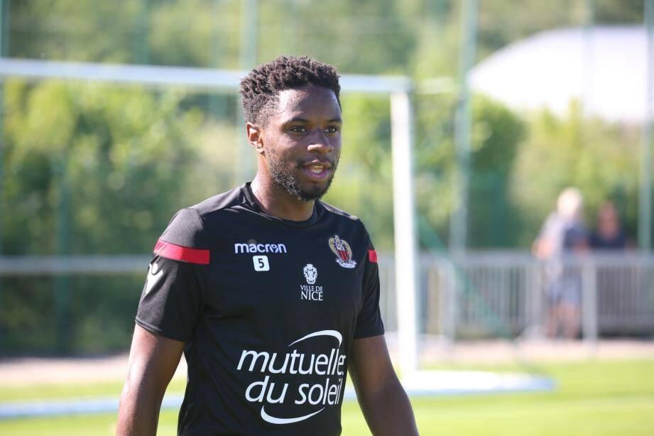 Adrien Tameze.