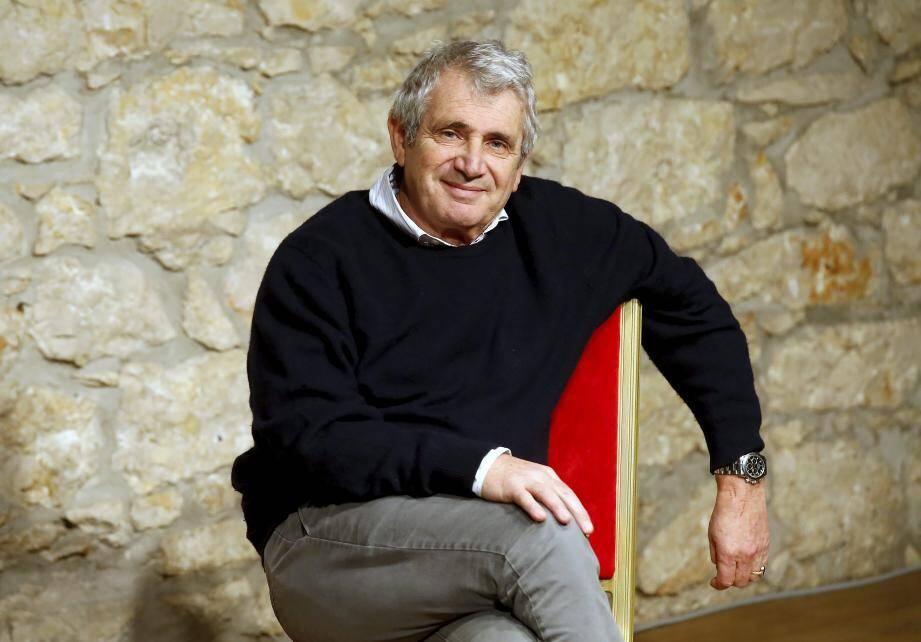 Michel Boujenah pour son spectacle
