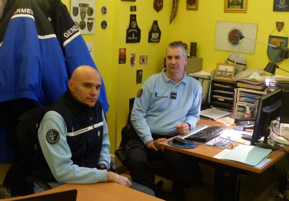 La mémoire des gendarmes de Grimaud combinée aux images de vidéo-surveillance leur ont permis de résoudre l'affaire.