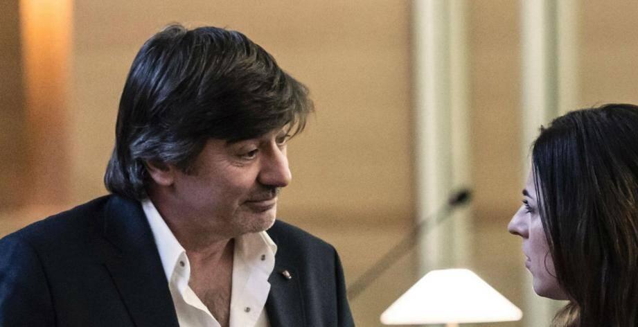 Michel Neyret est revenu sur sa détention à la prison de la Santé.
