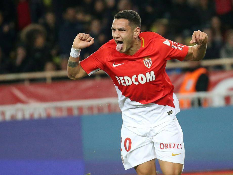 Rony Lopez a ouvert le score pour Monaco.