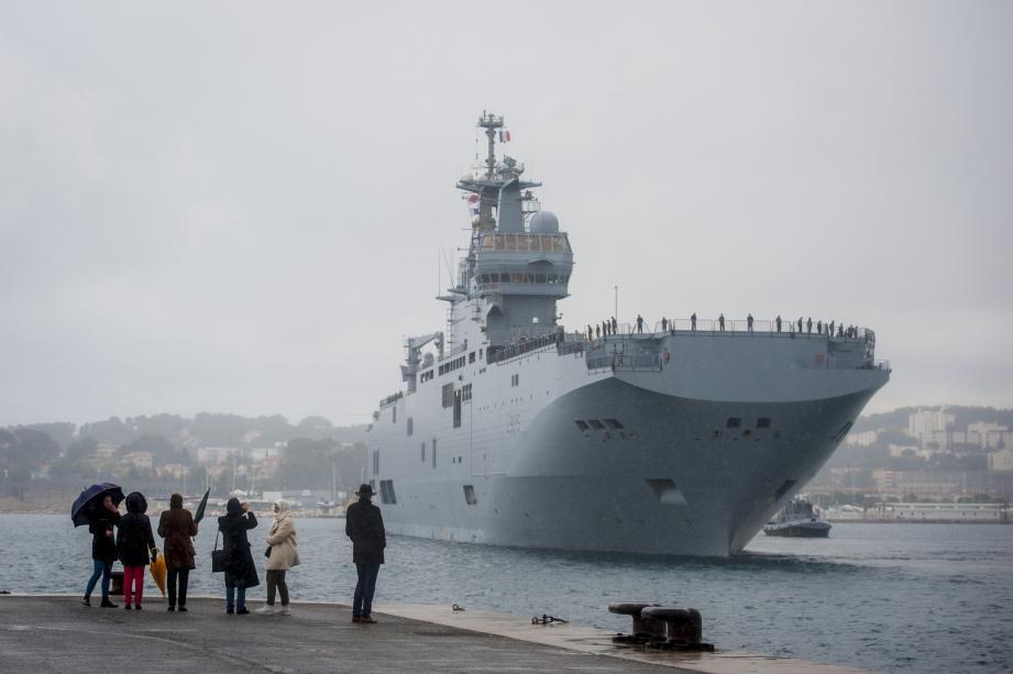 La mission est menée durant cinq mois par le bâtiment de commandement et de projection Dixmude, avec la frégate Surcouf, en Méditerranée, en mer Rouge, océan Indien et en Asie du Sud-Est.
