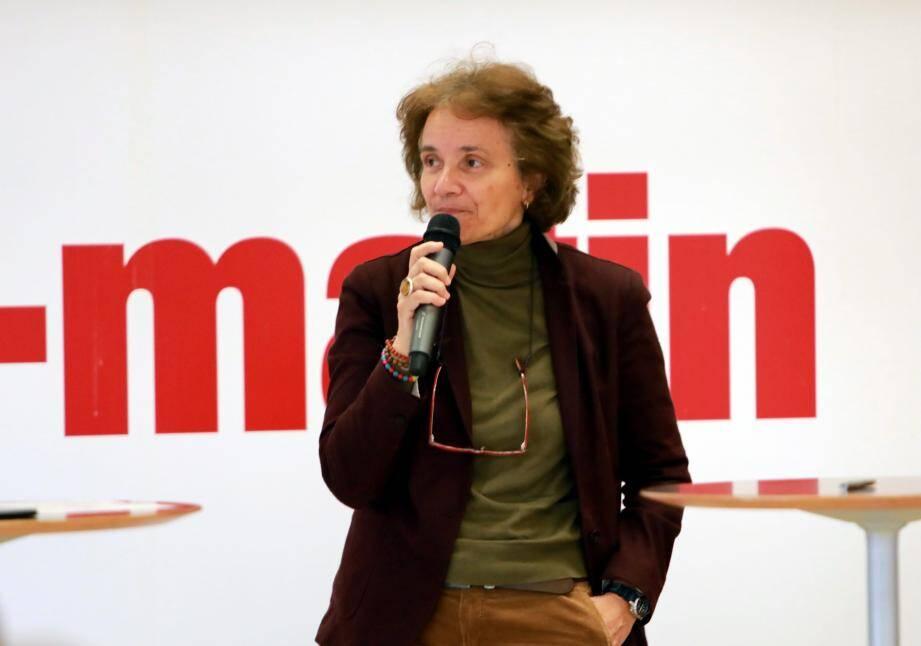 Nadia Elouarghi-Vegas, la fondatrice de SilveratHome, était l'invitée du Hub Business Nice-Matin.
