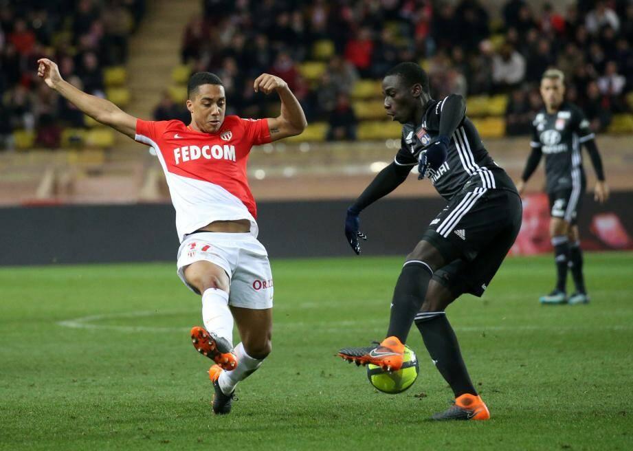 L'AS Monaco s'est imposée 3-2 face à l'OL.