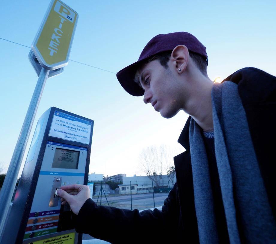 La période d'indulgence est désormais terminée. Pour stationner à Cagnes, il faut s'acquitter du droit de stationnement.