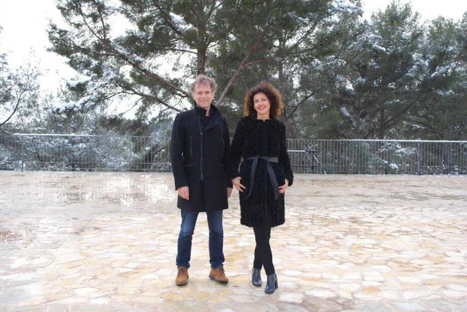 Charles Berling et Pascale Boeglin Rodier.