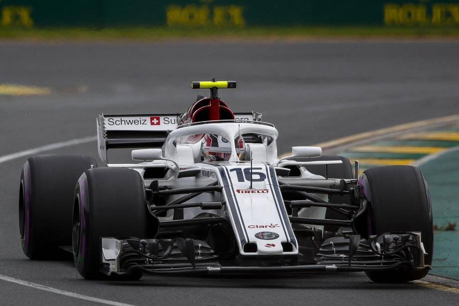 Charles Leclerc: une première course solide à Melbourne