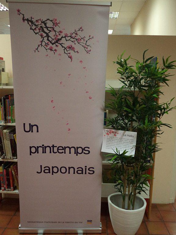 Le Japon s'invite à la médiathèque Albert-Camus.