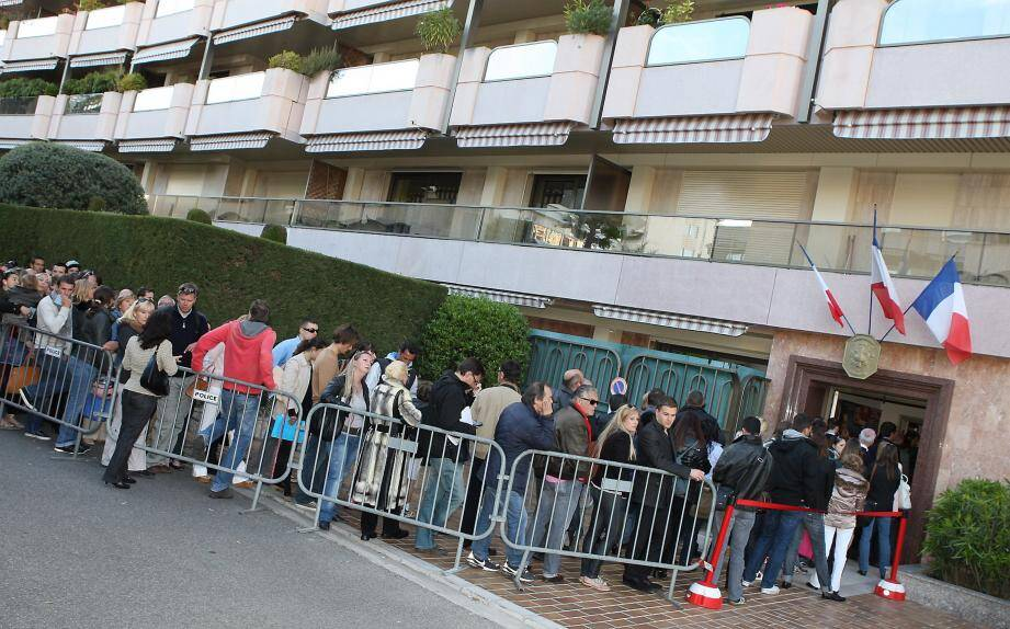 Le bureau de vote sera installé dans les locaux de l'ambassade de France.