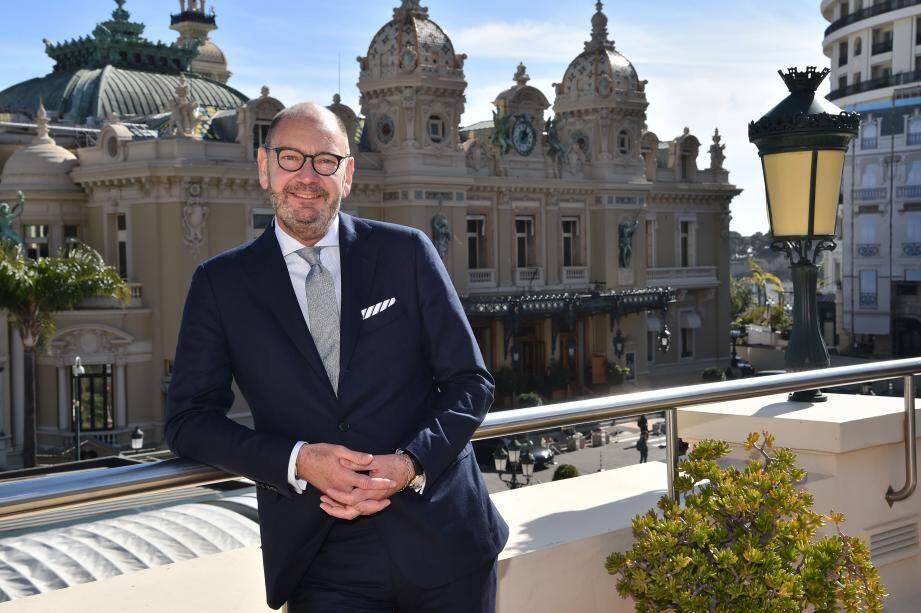 """""""Le rachat d'Anny Rey Monaco est un événement important pour nous mais aussi pour le secteur de la vente directe"""", souligne le président fondateur de DL-Group."""