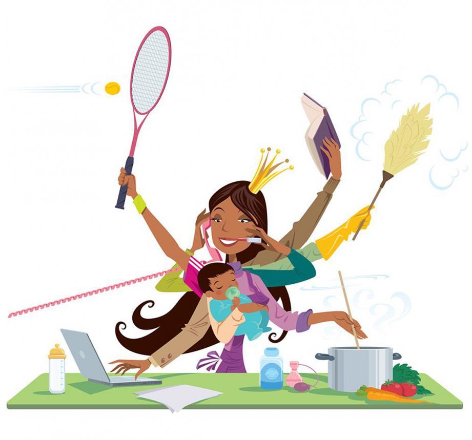 Dimanche, à partir de 11 h, trois femmes viendront témoigner de leur vécu et expliqueront comment elles ont réussi à jongler entre vie d'épouse, de mère et de « working-girl ».(DR)