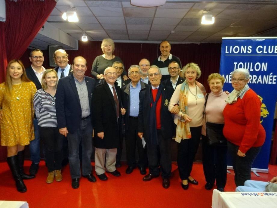 Le Lions-club Toulon - Méditerranée soutien l'association Les Amis de Coste-Boyère.