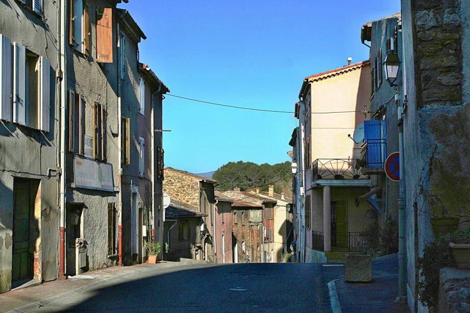 Le document cadre prévoit en 2020 la réfection de la dernière partie de la traversée du village.