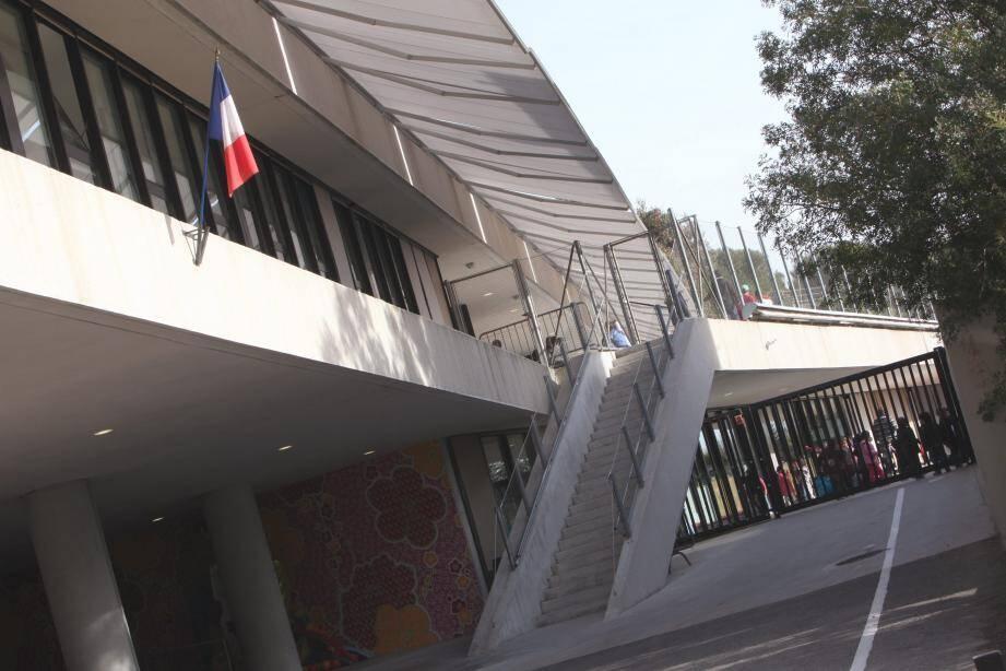 C'est à l'école des Cigales de Beausoleil que le mouvement de grève sera le plus suivi.