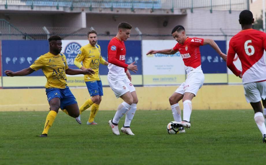 Les réservistes monégasques ont une revanche à prendre après leur non-match à Toulon (0-5).