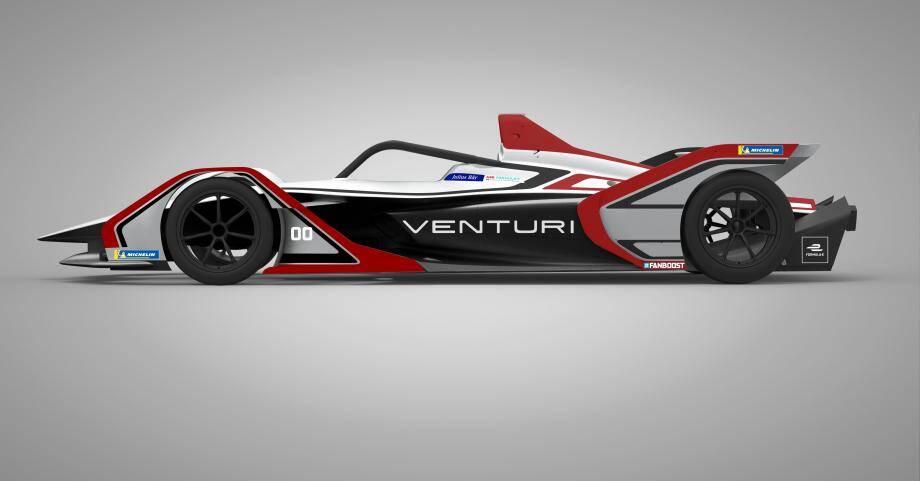 """La Formule E """"Gen2"""" va débuter son rodage dès aujourd'hui, demain et mercredi en Espagne"""