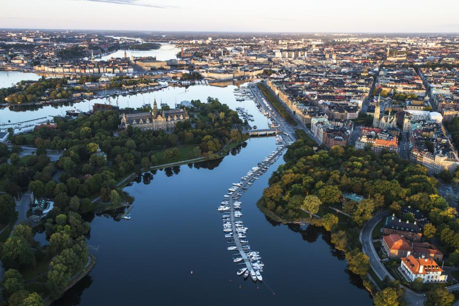 La capitale de la Suède est reconnue pour son dynamisme en matière d'actions environnementales  notamment.