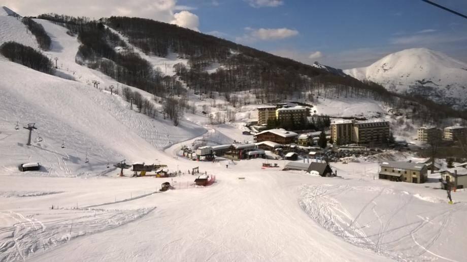 Limone 1400 lundi. Tous les skieurs l'ont dit : «Ma che bella giornata ! »