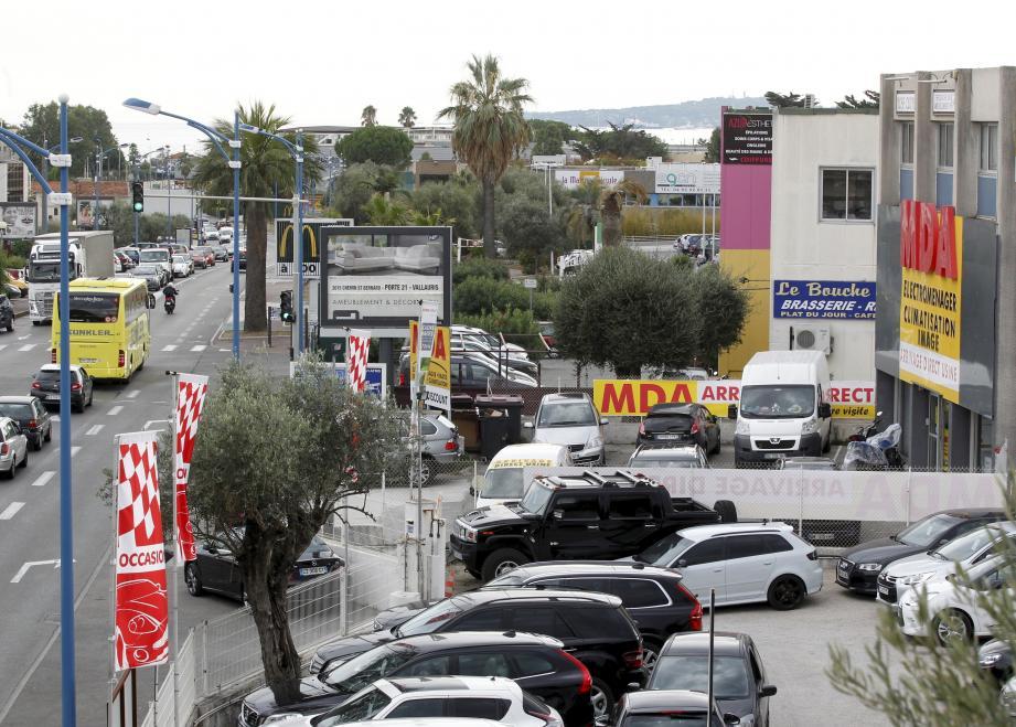 L'entretien et l'aménagement des routes du Pôle Marina 7 dépendront de la Casa.