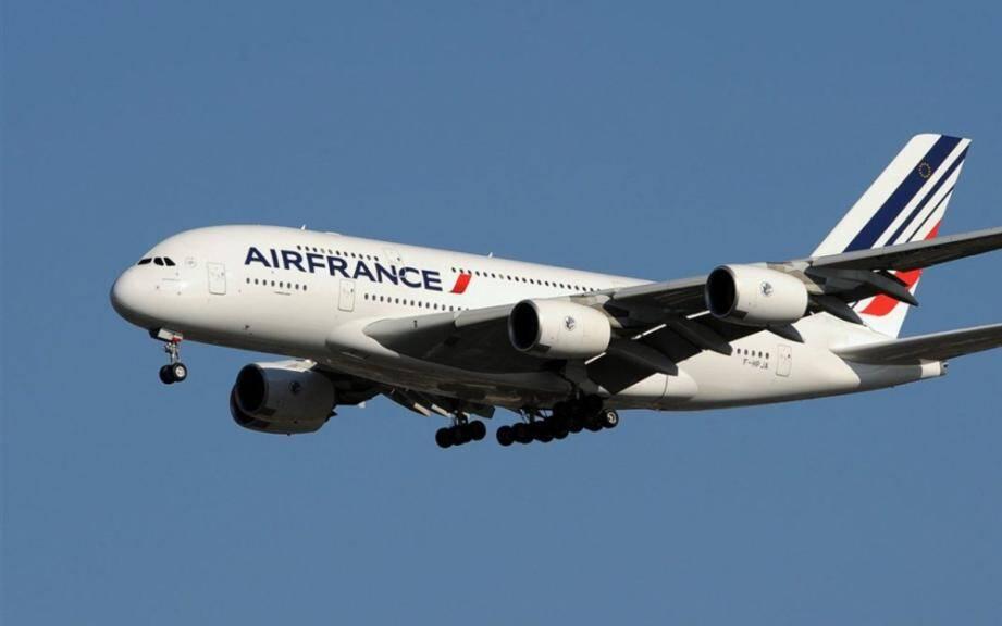 Dix-sept  destinations de vacances en vol direct.