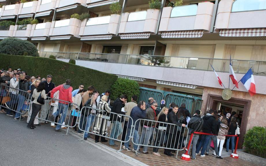 Le bureau de vote sera situé à l'ambassade de France