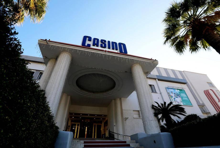 Le casino de Bandol fait parti des concernés