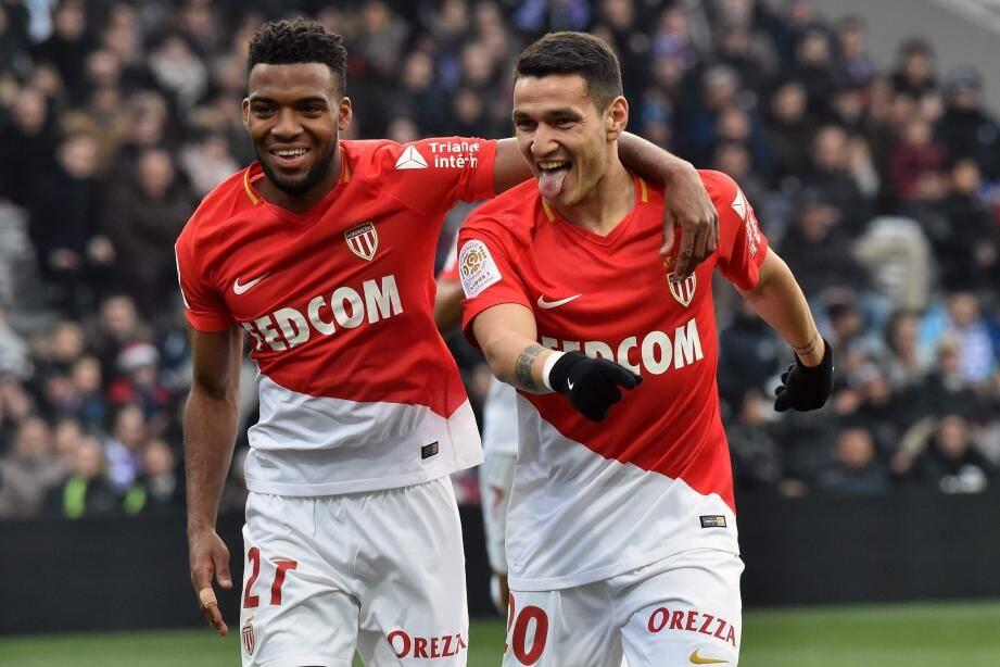 Lemar et Rony Lopes à l'assaut de Bordeaux.