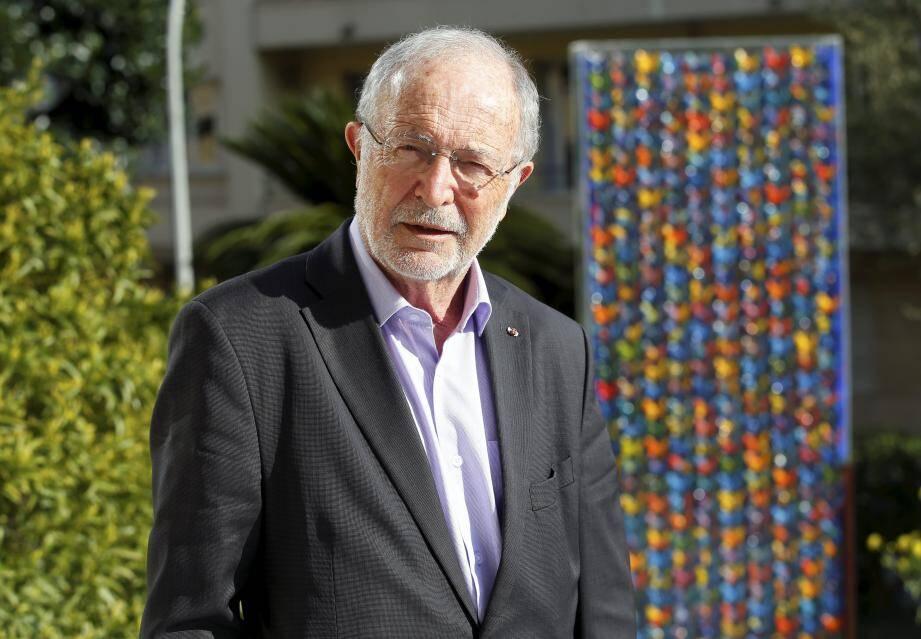 Bernard Fautrier, engagé très tôt dans ce qu'il est convenu d'appeler maintenant la transition énergétique.