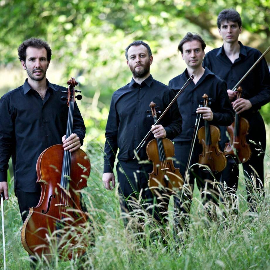 Vendredi, le quatuor Bela accomplira une prouesse artistique en jouant le 2e quatuor du compositeur américain Morton Feldman... pendant cinq heures ! Un record dans l'histoire des concerts en Principauté!